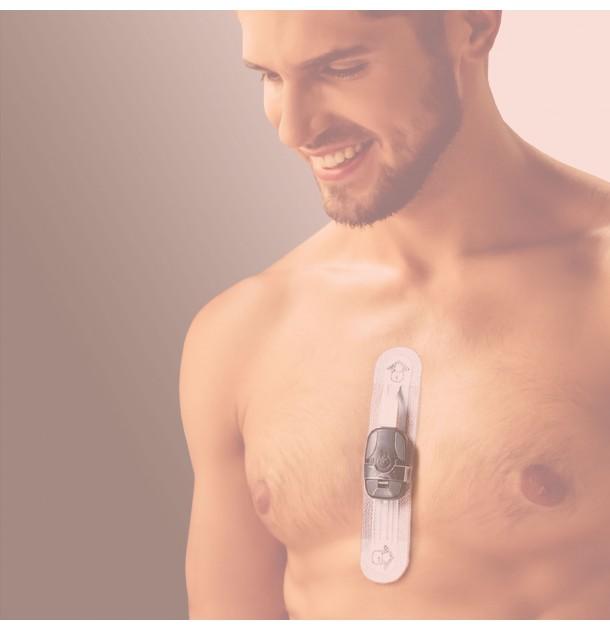 Holter ECG 24 h senza fili ActiveAction